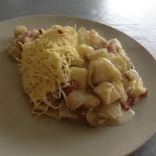 cuisiner endive gratin endives lardons pommes de terre perrine cuisine