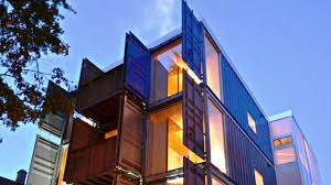 vibrant shipping container homes urban chic youtube