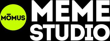 Meme Logo - momus