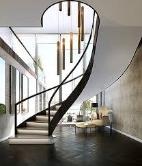 designer homes interior staircases are taking centre stage in s designer homes