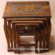 carved wood end table indian carved wood furniture indian carved wood furniture suppliers
