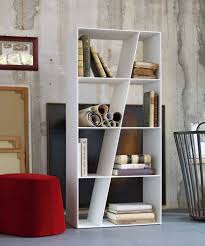 4 Sided Bookshelf Open Double Sided Corian Bookcase Shelf By B U0026b Italia Design