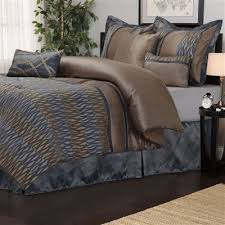 westerly bed in a bag grey brown bedsweetbuys com
