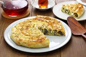 cuisine turque borek borek roulé fait maison cuisine turque photo stock image du matin