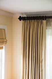 Curtains For Traverse Rod Try A Traverse Rod To Makes It Easy To Open And Curtains
