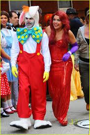 rachel ray divorced or marrird rachael ray is jessica rabbit halloween costume revealed photo
