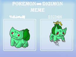 Poke Meme - digi poke meme by frostyvixen92252 on deviantart