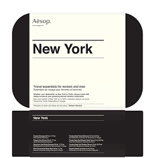 New York travel kits images 81 best aesop images aesop aesop store and beauty jpg