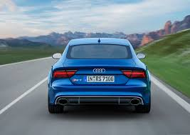 audi 2016 2016 audi rs7 gets faster more powerful performance model