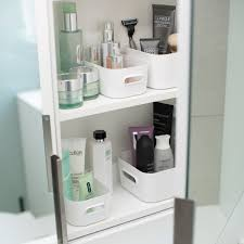 Bathroom Cabinet Storage by Under Sink Organizers U0026 Bathroom Cabinet Storage Organization