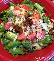 a paleo recipe for salad dresing oil and vinegar make it great