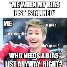 Junior Meme - super junior bias list ruiner