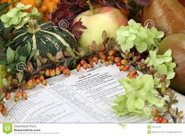 biblical thanksgiving message thanksgiving bible stock images image 16006874