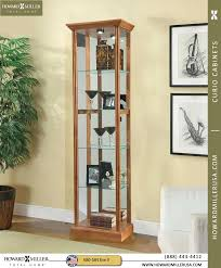curved corner curio cabinet contemporary curio cabinets solid wood cherry finish contemporary