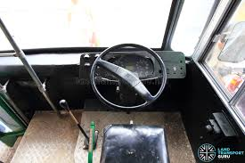 nissan singapore restored singapore traction company bus 1967 nissan rx102k3