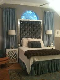 Bedroom Diy Diy Tufted Headboard With Silver Frame Diy Tufted Headboard With