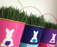 personalized easter buckets easter basket pictures photos images and pics for