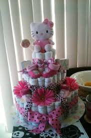 baby shower diaper cake directions photos tips