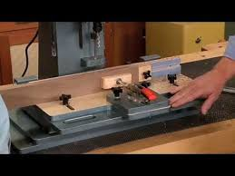 Bench Mortise Machine Inside Woodsmith Guild Edition 217 Mortising Machine Youtube