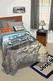Twin Comforter Sale All Things Jeep Jeep Off Road Bedding Comforter Set Twin