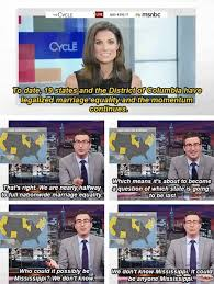 Marriage Equality Memes - john oliver on marriage equality meme guy