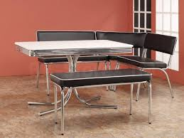 Kitchen Chairs  Awesome Black Metal Kitchen Chairs Chrome - Chrome kitchen table