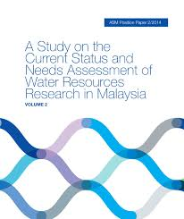 a study on the current status and needs assessment of water