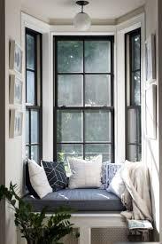 living room perfect bay window design windows decor best ideas