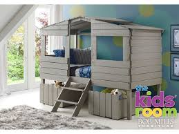 Bunk Bed Bob Discovery Furniture Youth Bedroom Timber Treehouse Loft Bed