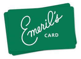 dinner gift cards emeril s orlando emeril s restaurants