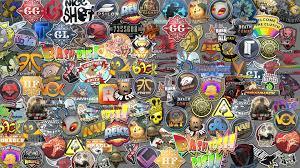 hoonigan sticker bomb images of laptop sticker bomb wallpaper sc