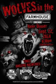 wolves in the farmhouse