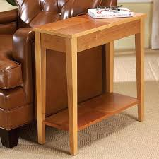 narrow end tables with storage small end tables with storage contemporary style living room with