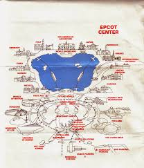Disney Monorail Map The Museum Of Modern Irrelevance Momi Tour Guides Walt Disney
