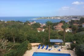 chambre d hotes ciboure chambre d hôtes dans villa erresinolettean vue panoramique sur la