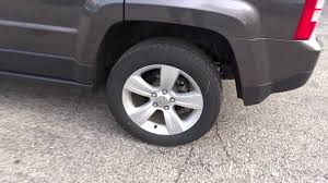 jeep patriot black rims used one owner 2016 jeep patriot latitude chicago il south