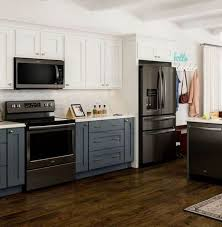 pictures of white kitchen cabinets with black stainless appliances 45 the black stainless steel kitchen appliances cabinet