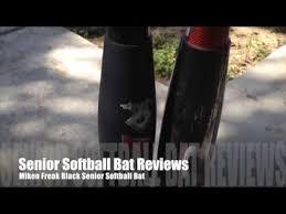 senior softball bat reviews senior softball bat reviews miken freak black