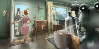 the design behind fallout 4 u0027s mister handy