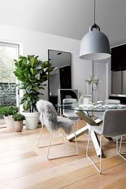 My Dining Room  White  Scandinavian Style  Eames Chairs - Grey dining room