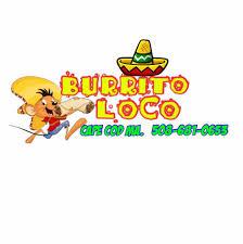 burrito loco home marstons mills massachusetts menu prices