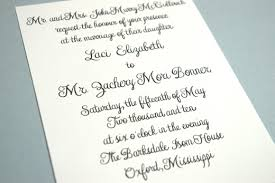 proper wedding invitation wording invitation wording and etiquette s paperiegeorgia