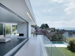 modern lake house gallery of feldbalz house gus wüstemann architects 12