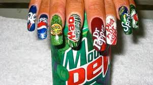 10 examples of amazing nail art designer daily graphic and web