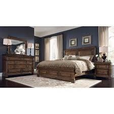 barcelona sleigh bedroom set samuel lawrence furniture furniture