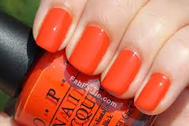 manicure mondays opi u0027s holland collection fab fatale