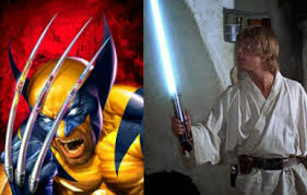 wolverine s claws would you rather wolverine s claws or luke s lightsaber