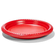 16 pack plastic plates kmart