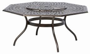 Hexagon Patio Table Luxurious Hexagonal Patio Table Design Lakgaen