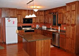 alder kitchen cabinets glazed knotty alder cabinets distressed